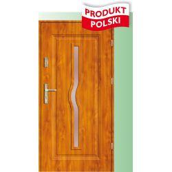 Drzwi STALOWE OPTIMA