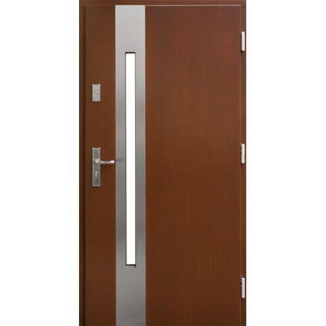 Drzwi A-08 INOX 72mm