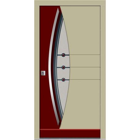 Drzwi P PLUS 1 (DĄB)