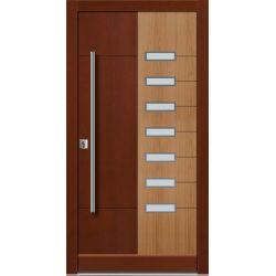 Drzwi P PLUS 5 (DĄB)