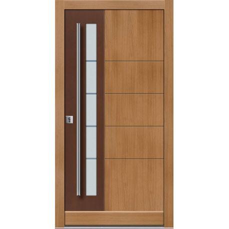 Drzwi P PLUS 6 (DĄB)