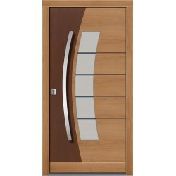 Drzwi P PLUS 8 (DĄB)