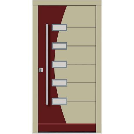 Drzwi P PLUS 10 (DĄB)