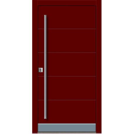 Drzwi P PLUS 11 (DĄB)