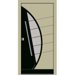 Drzwi P PLUS 12 (DĄB)