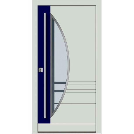 Drzwi P PLUS 13 (DĄB)
