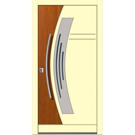 Drzwi P PLUS 16 (DĄB)
