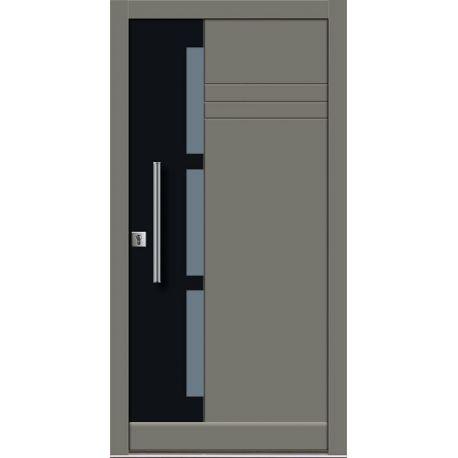 Drzwi P PLUS 17 (DĄB)