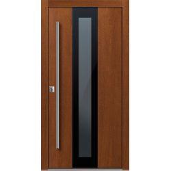 Drzwi D GLASS 1 (DĄB)