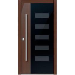 Drzwi D GLASS 3 (DĄB)