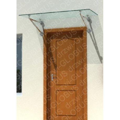 Daszek szklany 3 150x90