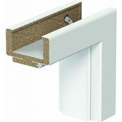 Futryna / ościeżnica regulowana PAŹDZIERZ do drzwi szklanych