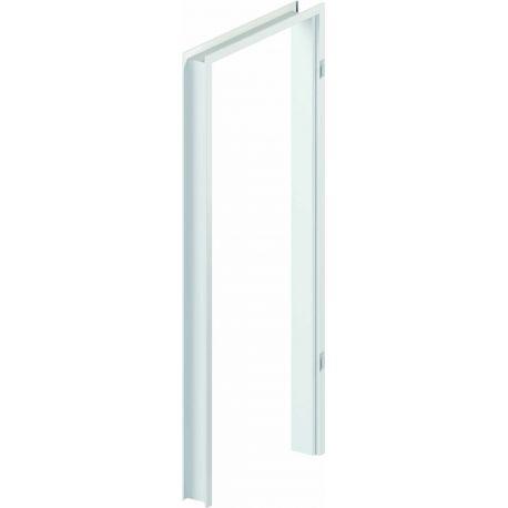 Futryna / ościeżnica stała prosta Metalowa duża do drzwi szklanych