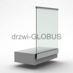 Balustrada szklana 1