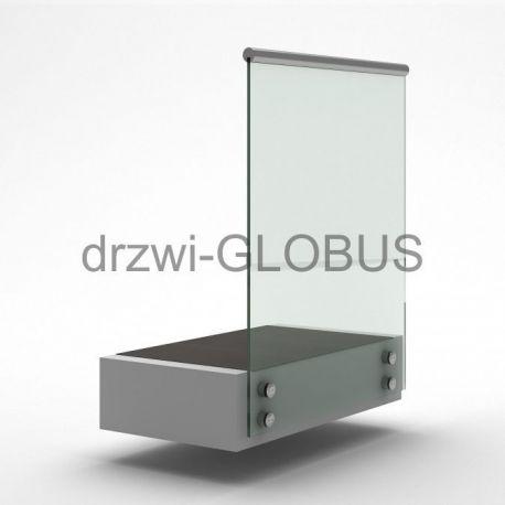 Balustrada szklana 3