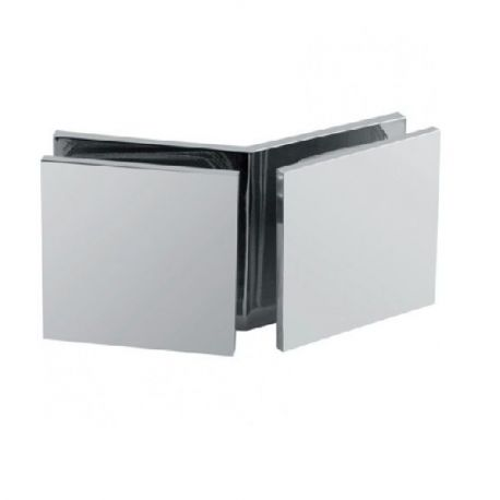 Mocowanie punktowe - L szkło/szkło
