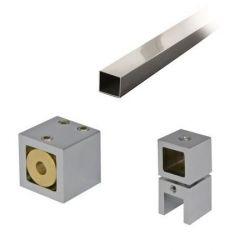 Stabilizator - prosty przekrój kwadratowy