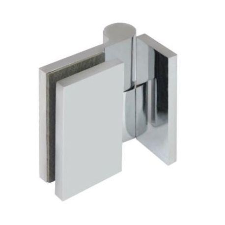 Zawias prysznicowy unoszony Lewy płytka wewnętrzna - 90s