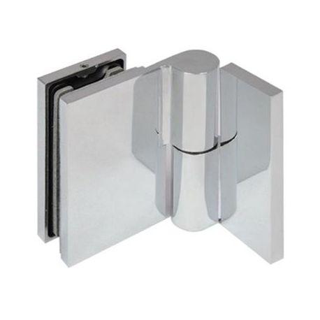 Zawias prysznicowy unoszony Prawy płytka zewnętrzna - 90s
