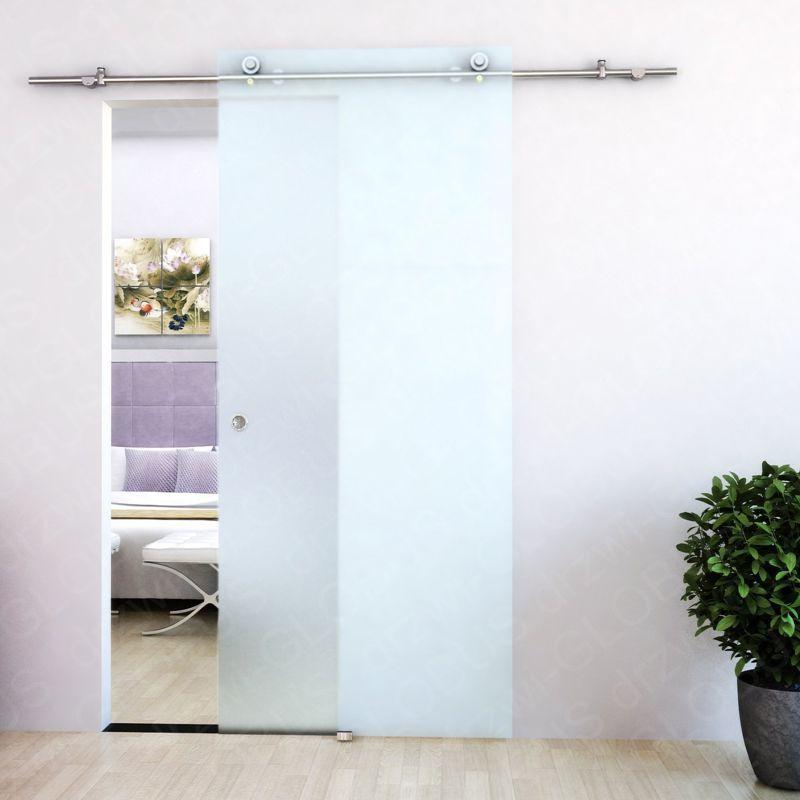 Drzwi szklane przesuwne system PRIMO (na wymiar)