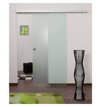Drzwi szklane przesuwne system PRESTIGE (na wymiar)