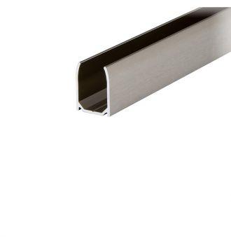 Profil do montażu panela stałego (szkło zaciskane uszczelkami)