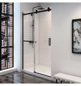 Kabina prysznicowa przesuwna LOFT (na wymiar)