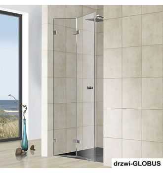 Kabina prysznicowa łamana (na wymiar)