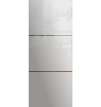 Wzór piaskowany nr 2 na drzwi szklane
