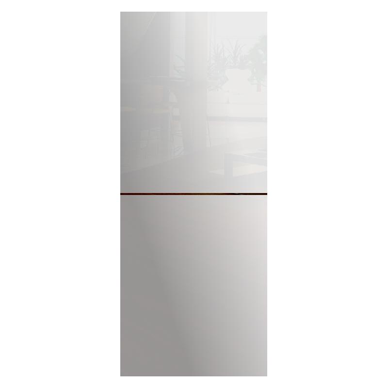 Wzór piaskowany nr 1 na drzwi szklane