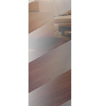 Wzór piaskowany nr 87 na drzwi szklane