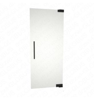 Drzwi szklane wahadłowe LOFT mocowane GÓRA/DÓŁ bez wkuwania ! (na wymiar)