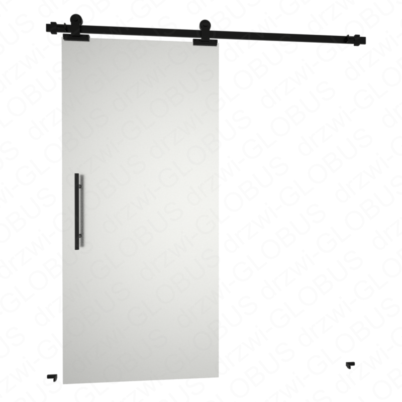 Sliding glass doors TUBULAR SLIM LOFT to size