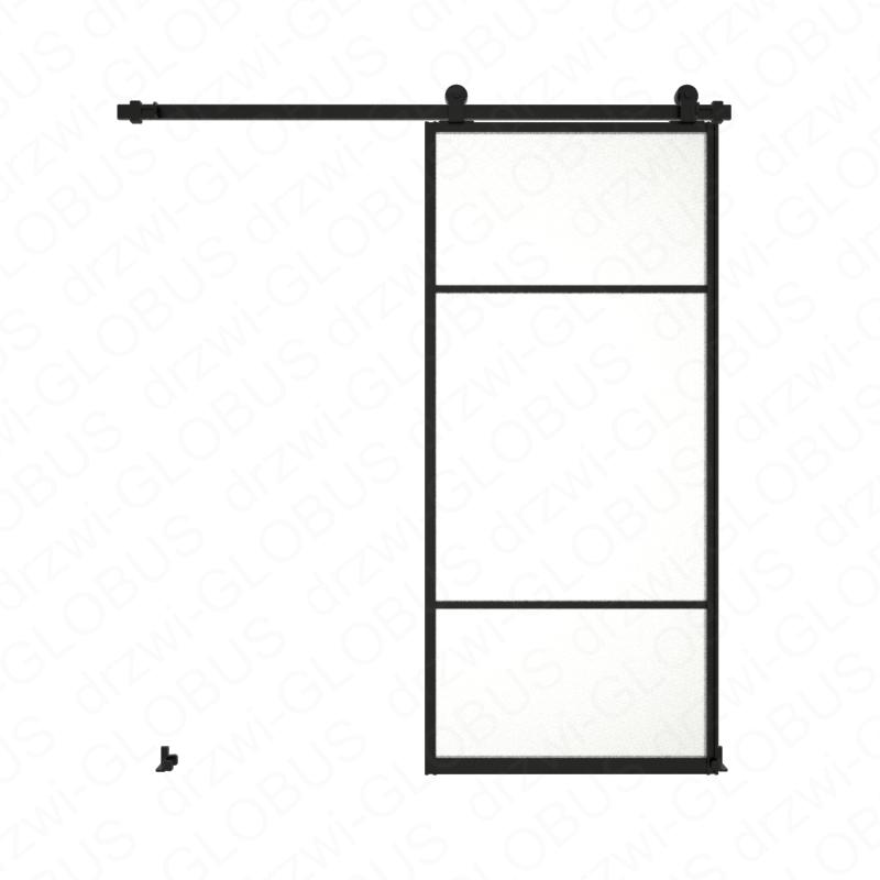 Sliding glass door system LOFT CLASSIC 2N