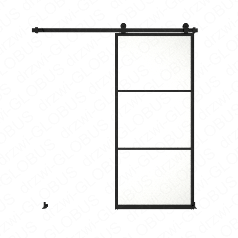 Sliding glass door system LOFT CLASSIC 2