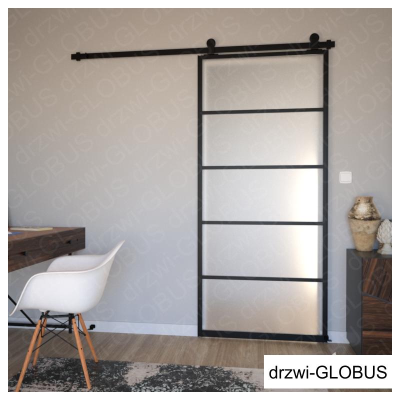 Sliding glass door system LOFT CLASSIC 1