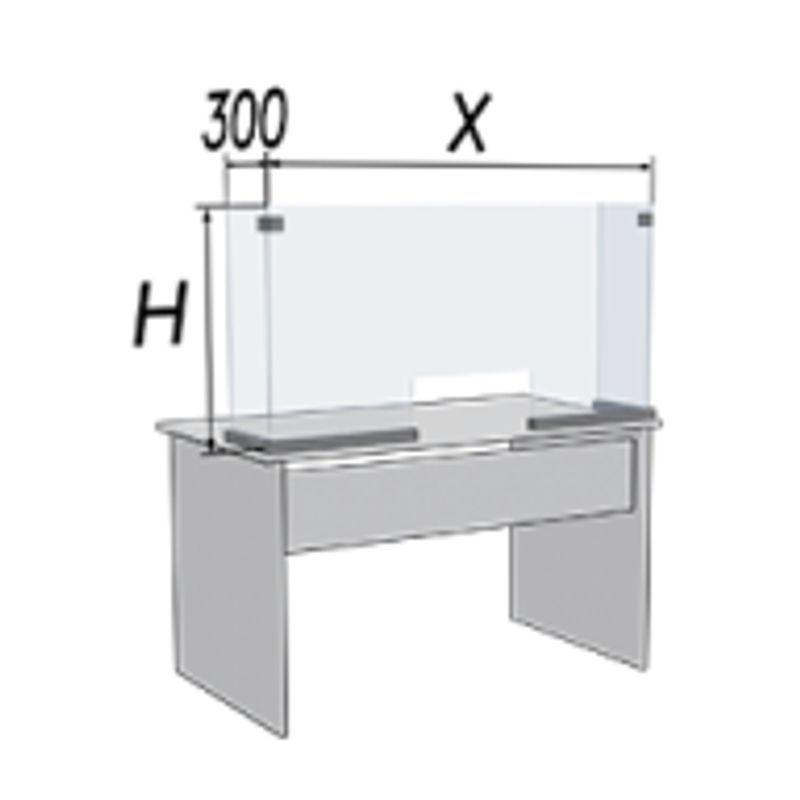 Szklana osłona przeciwwirusowa 3