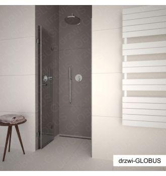Kabina prysznicowa łamana otwarta  (na wymiar)