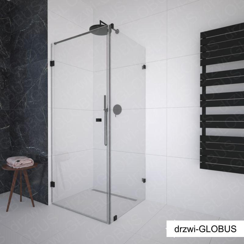 Kabina prysznicowa narożna LOFT (na wymiar)