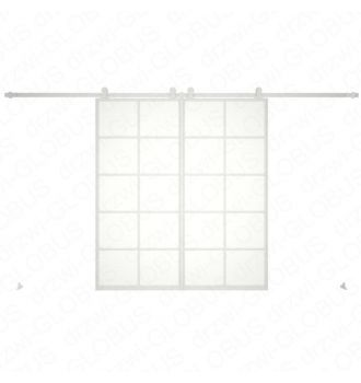 copy of Sliding glass door system LOFT CLASSIC 4 two-winged