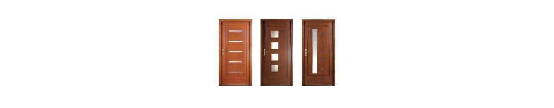 Drzwi zewnętrzne: F