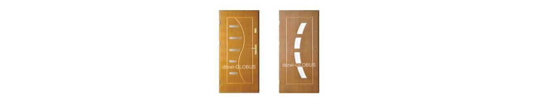 Drzwi zewnętrzne: L