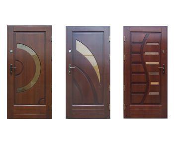 Drzwi zewnętrzne: K